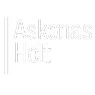 Askonas-Holt-Logo-White-on-black-square