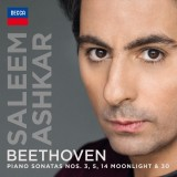 Beethoven Piano Sonatas Nos. 3, 5, 14 Moonlight & 30