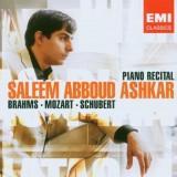 Saleem Abboud Ashkar: Brahms. Mozart. Schubert