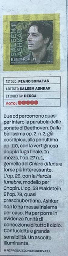La Repubblica Review
